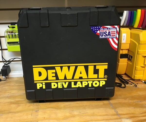 Dewalt Raspberry Pi Development Laptop