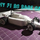 DIY F1 RC Race Car! A Complete Beginners Guide to Building Your Own R/C Race Car