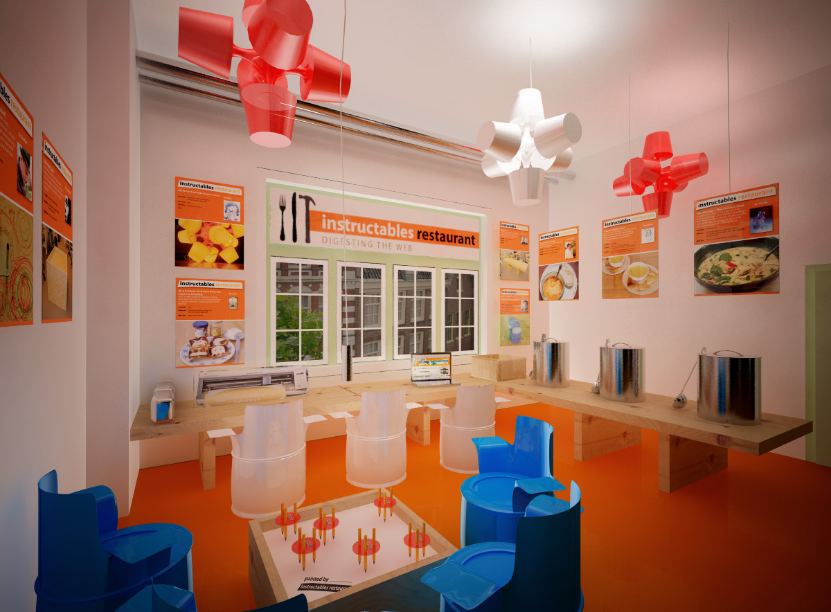 Make an Instructables Restaurant