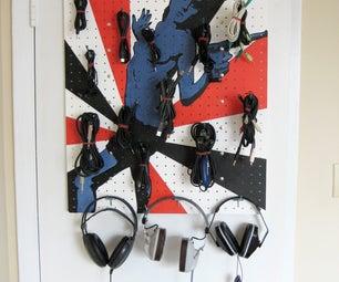 Artwork Pegboard