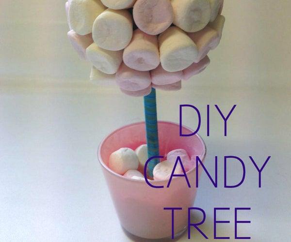 Candy Tree Centrepiece