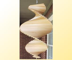 螺旋风纺纱机