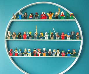 Hoop Shelves