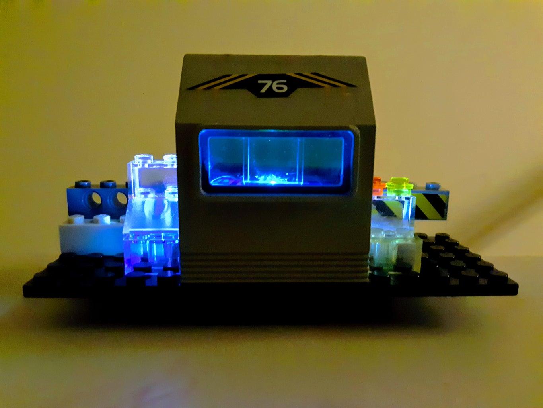 DIY : Lego UV LED Flashlight / Homemade Pet Urine Detector