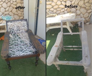 Renewing the Old Chair