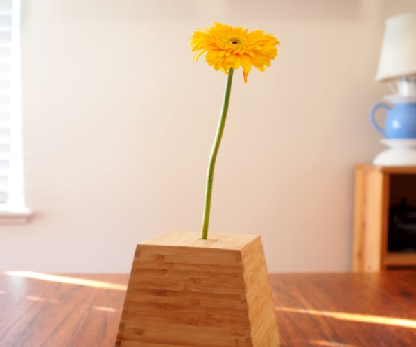 IKEA HACK: Single Flower Vase