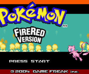 Edit GBA Pokémon Title Screen Sprite