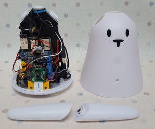 RabbitPi - the Alexa Enabled, IFTTT Connected, Ear-Wiggling IoT Assistant