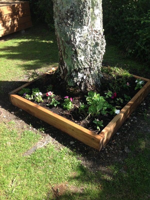 Easy Raised Garden Construction
