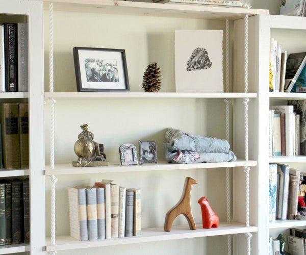 Rope Shelves