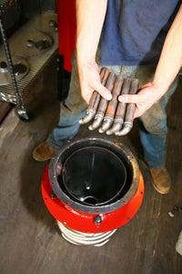 Downdraft Reactor - 7