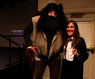 How I Made Hagrid