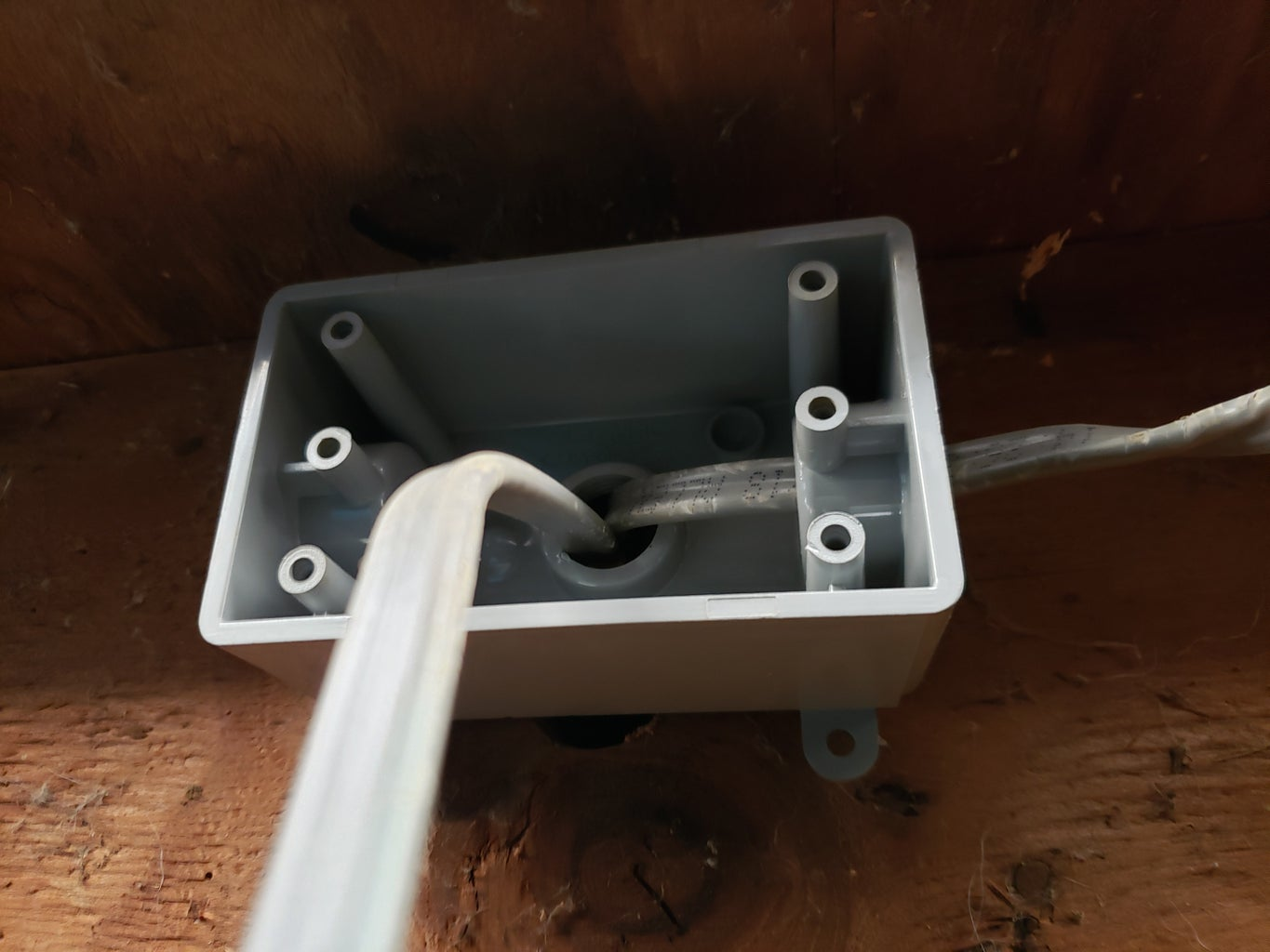 Light Switch to Power Supply