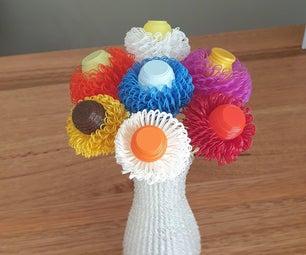 快乐的彩虹花(3D打印)