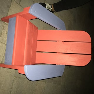 Building a Child's Muskoka Chair