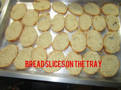 Getting the Bread Ready
