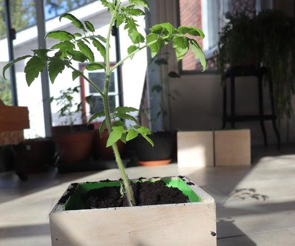 Easy Release Transfer Planter