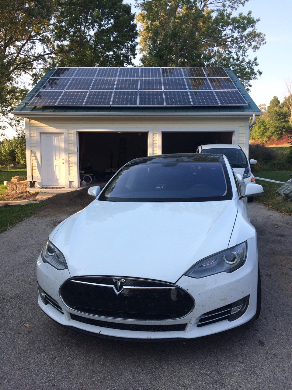 Solar-Powered Electric Vehicles