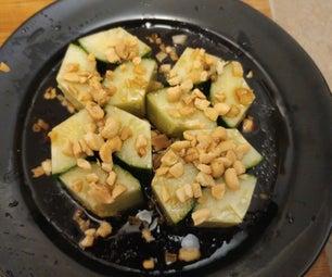 黄瓜中国冷盘