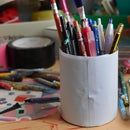 DIY Pencil Holder (Real Easy. Really.)
