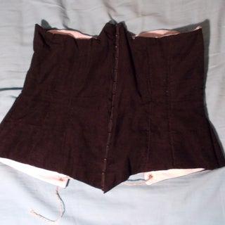Kimono Corset