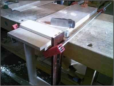 Dovetail Joint Clean Up