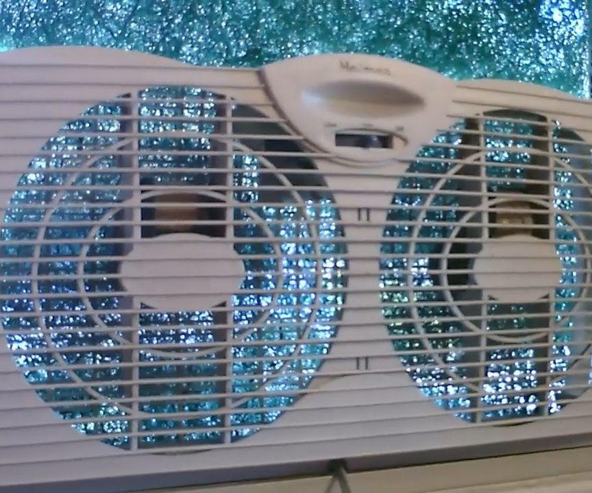"Air Purifier! - the ""Window Fan"" Air Filtration System! - Easy DIY (w/box Fan Conversion!)"
