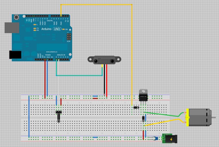 Arduino_PID - FAN Controller