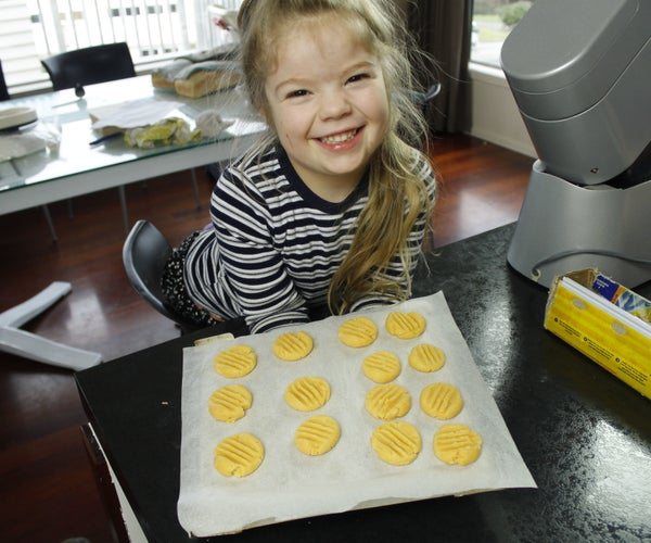How to Make Orange Cookies (Biscuits)