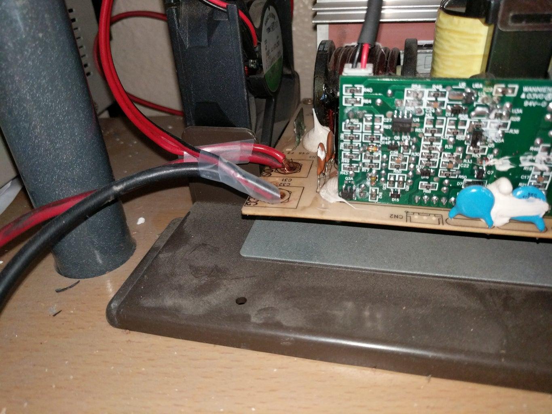 Getting the RV Power Converter