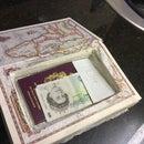 Hidden Compartment Inside Book
