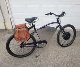 EBike Conversion - Coffee Hauler