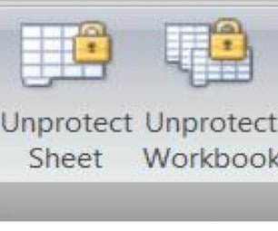 VBA Code To Unlock A Locked Excel Sheet