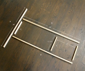 """Building Your """"Wall"""" Frame"""