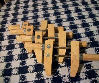 Prensas para carpintería