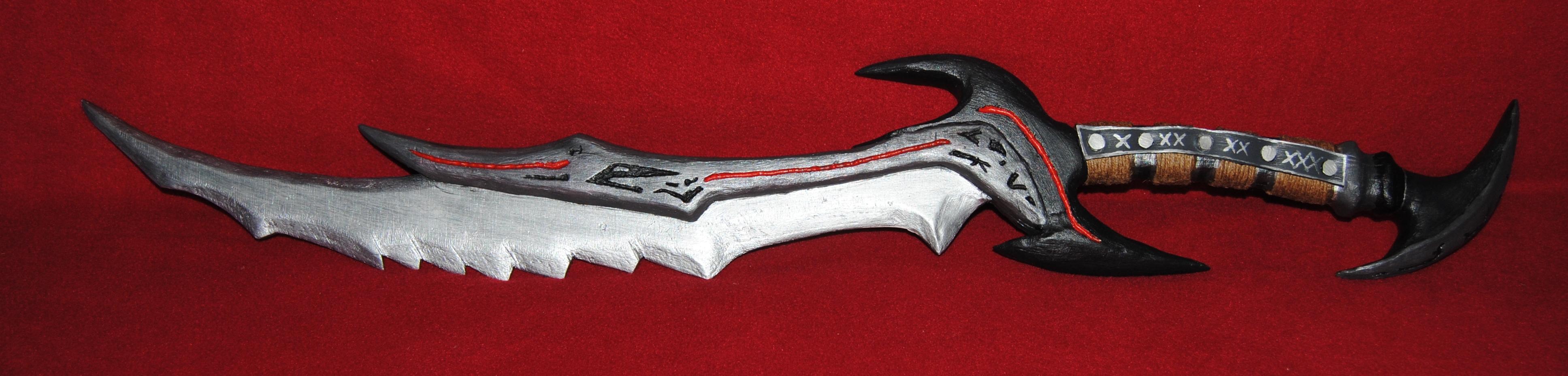 Skyrim: Daedric Sword