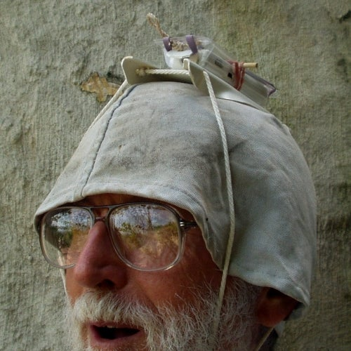 MICROPHONE HAT -- Hands-free Recording