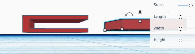 Align Shape 3 With Shape 1