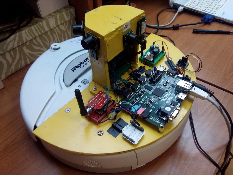 The Pathfinder Zybot