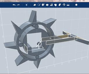 Monowheel Submarine