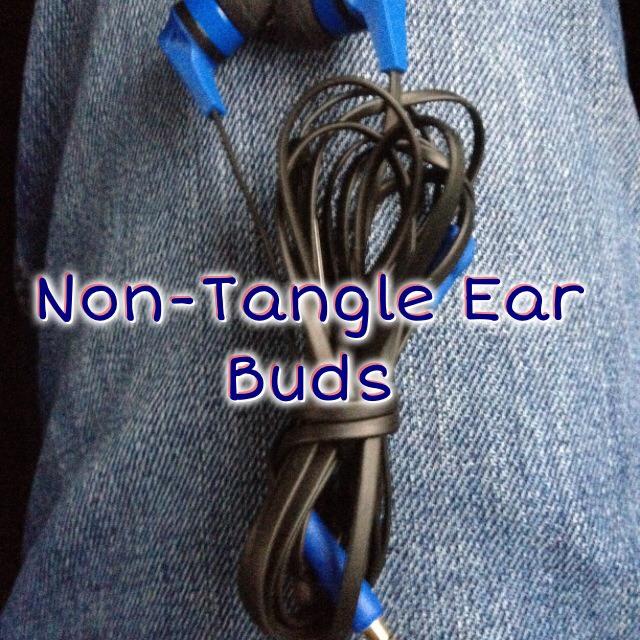 Non-Tangle Ear Buds!