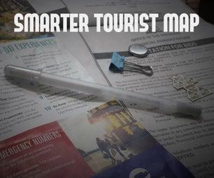 Smarter Tourist Map With Chibitronics