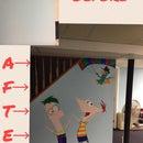 How to Indoor Paint Wall Murals