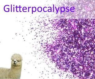 Office Prank: Glitterpocalypse