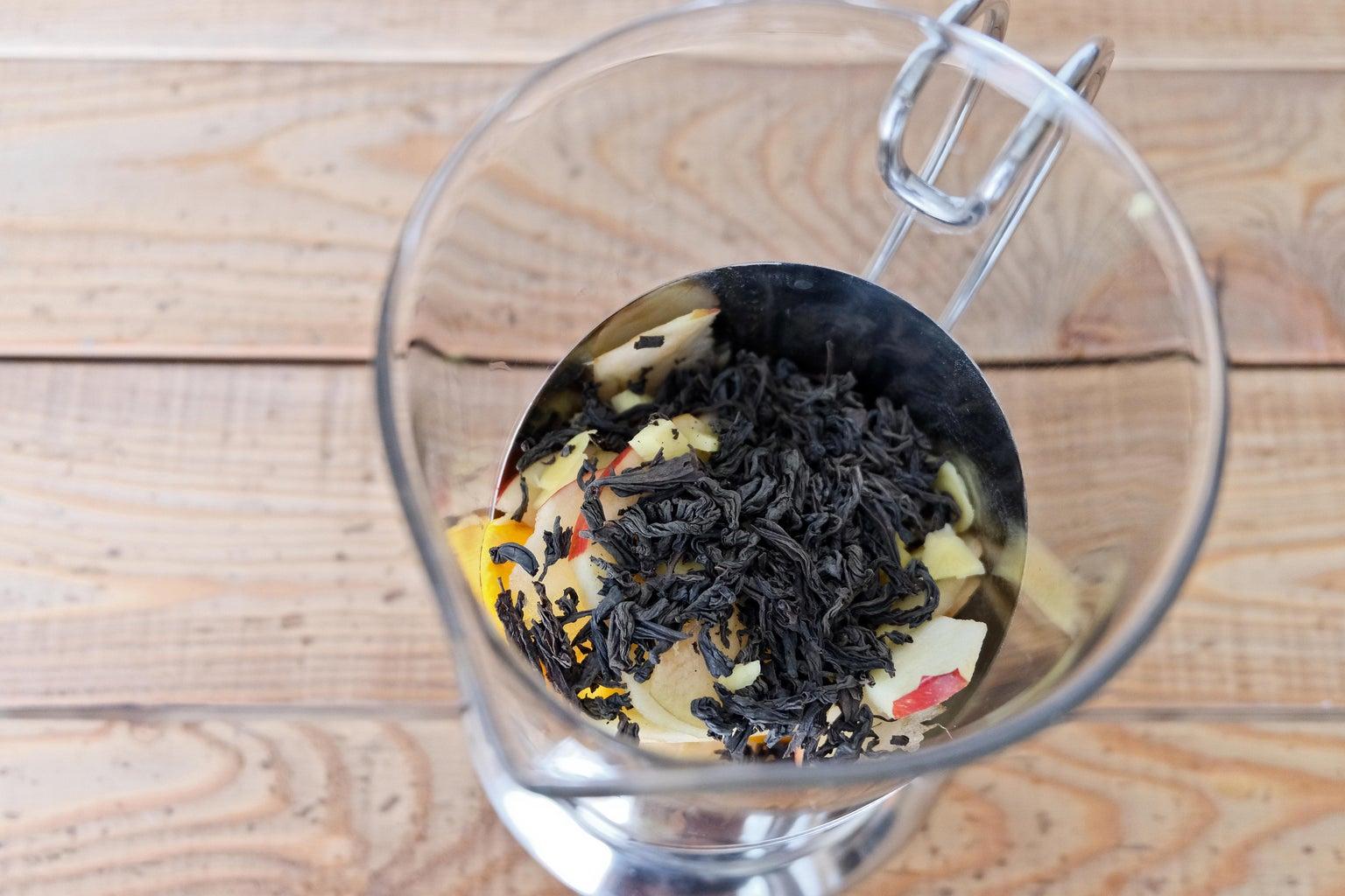 Tea Itself