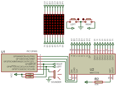 Circuit Schematic and Code