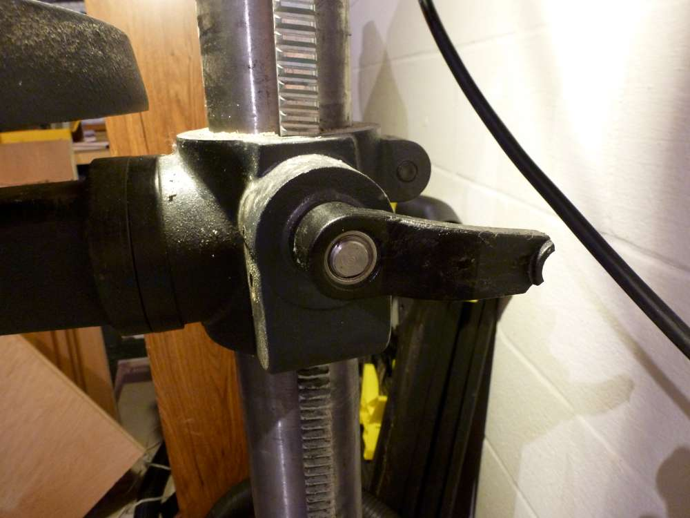 Indestructable Tool Crank Handle Made From a Bicycle Crank Arm!