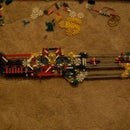 Jagers Knex Assult Rifle