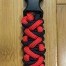 King Snake Paracord Bracelet