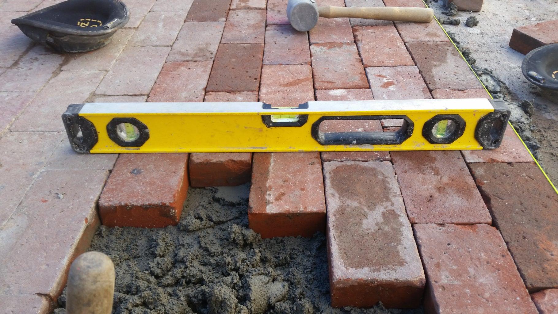 Lay Brick